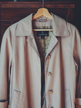 Load image into Gallery viewer, Vintage London Fog Trench