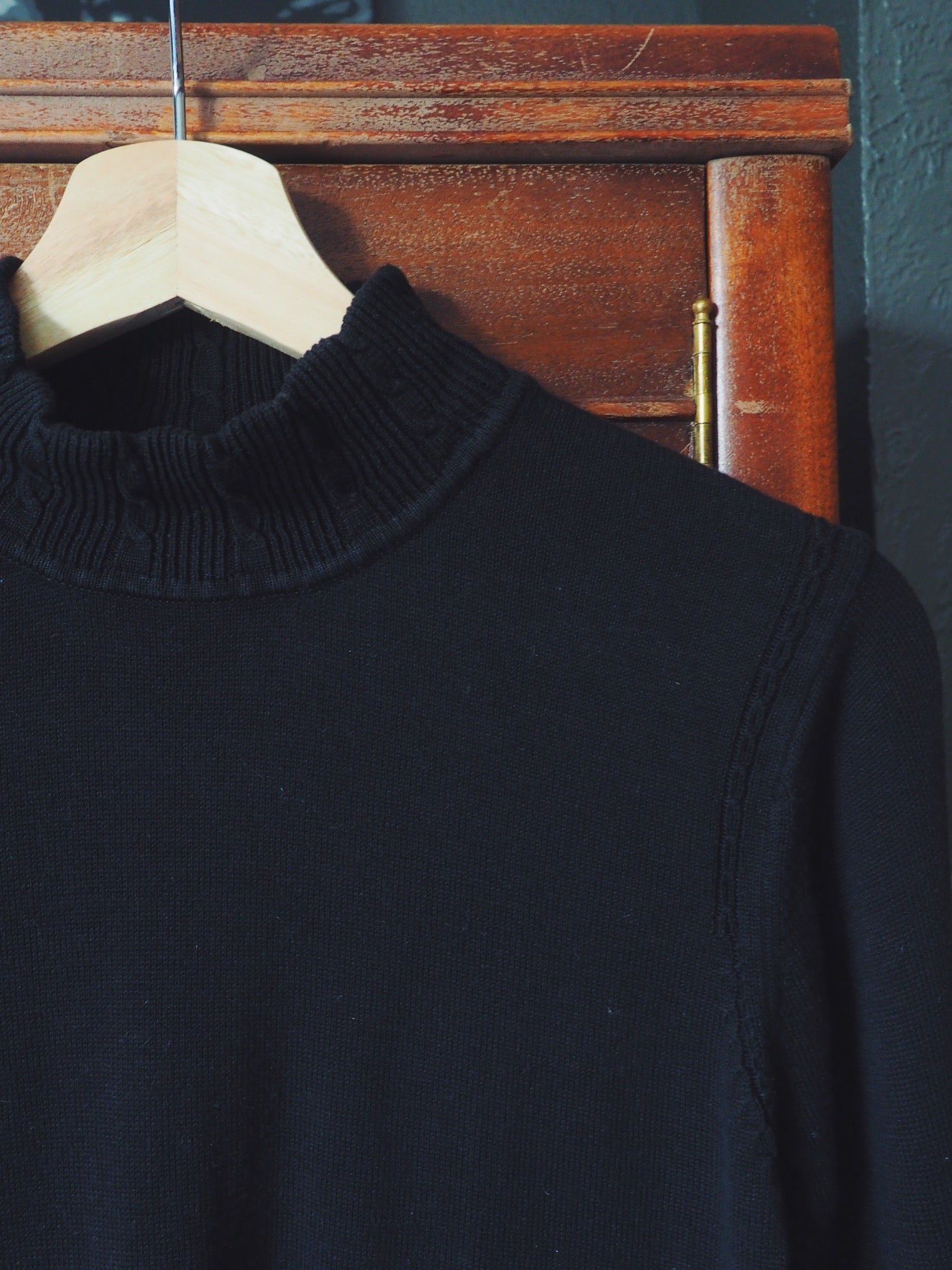 Vintage Orvis Silk Sweater