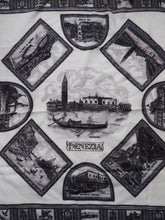 Load image into Gallery viewer, Vintage Italian Venezia Scarf