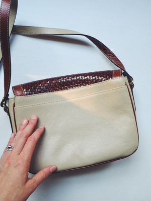 Vintage Two-Toned Purse