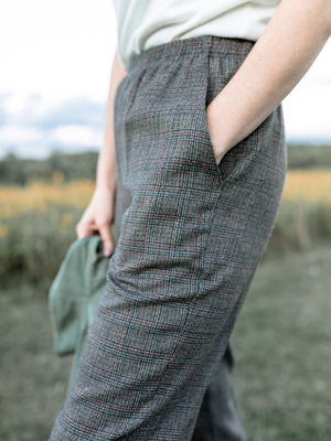 Vintage Made in the USA High-Waisted Pants