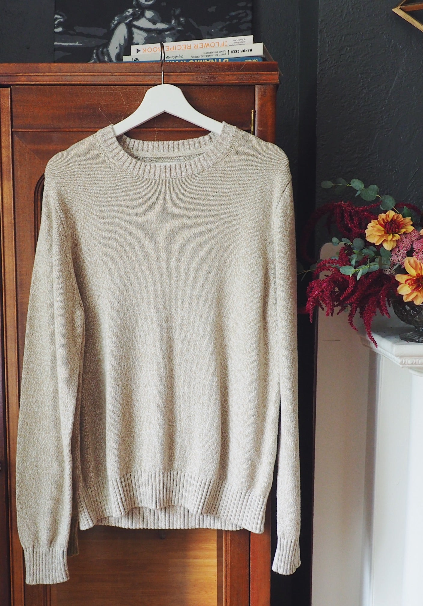 Vintage St. John's Bay Crewneck Sweater