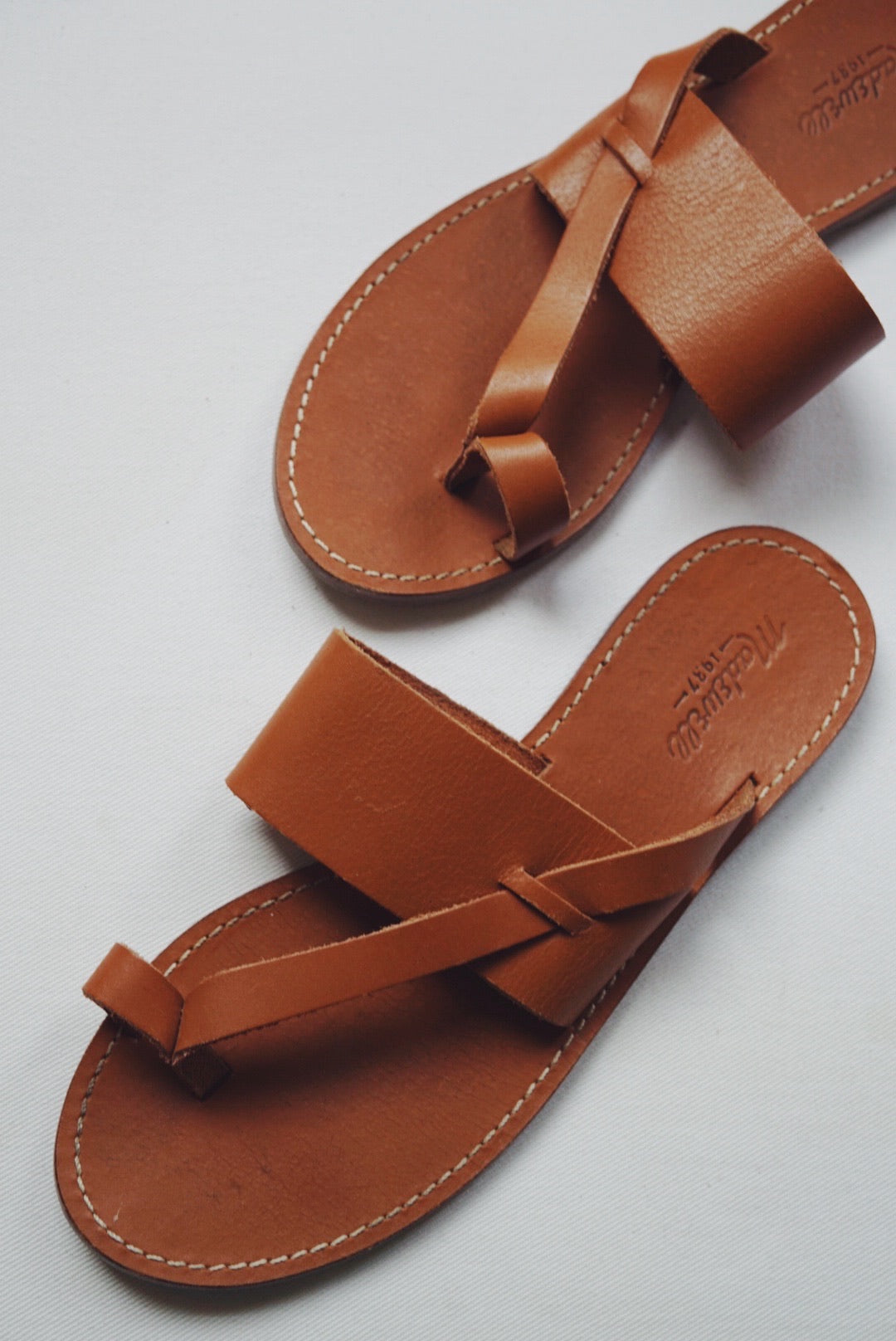 Madewell Leather Sandals