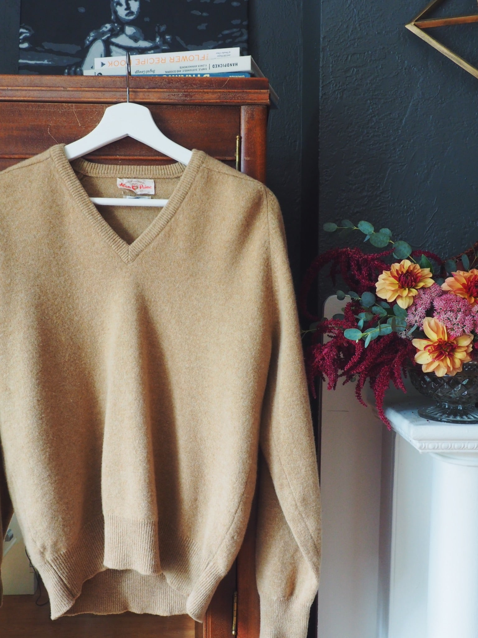 Vintage Alan Paine Pullover Sweater