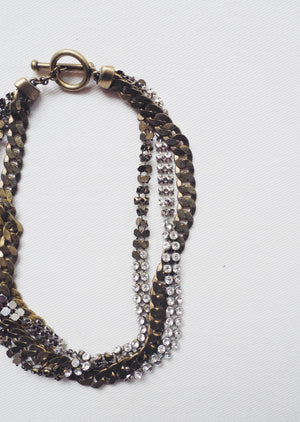 Sparkly Chain Necklace