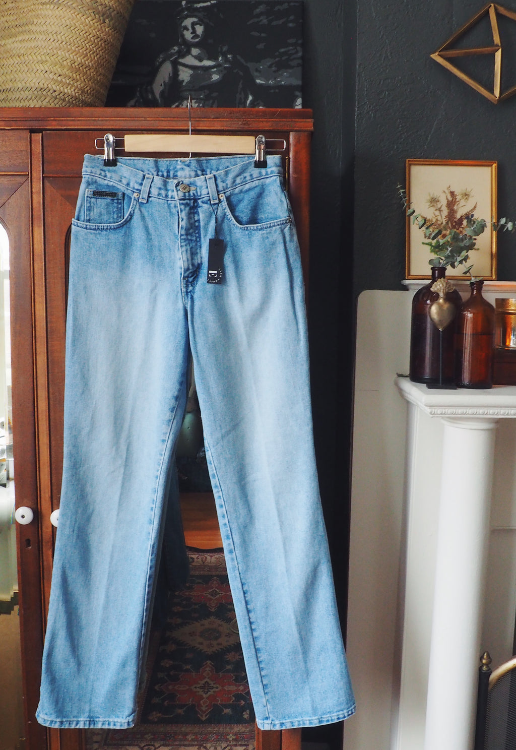 Vintage 100% Cotton Bootcut Denim