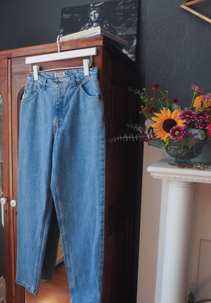 90s Stone Wash High Waist St. John's Bay Denim