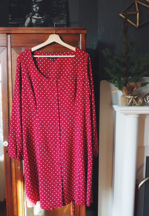 Dorothy Perkins Polka Dot Dress