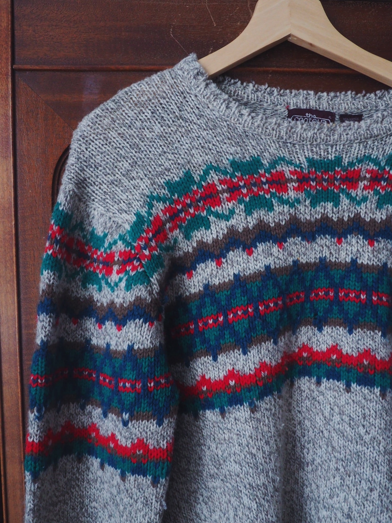 80s Knit Sweater