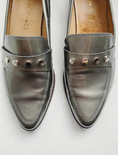 Load image into Gallery viewer, Wirth Metallic Loafers
