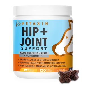 Petaxin Hip + Joint Support