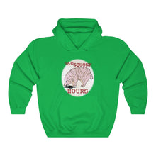 Load image into Gallery viewer, Cryptid University - Sad Squonk Hours Unisex Hoodie