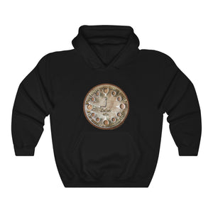 Esther 4:14 Coffee Clock - Unisex Hoodie