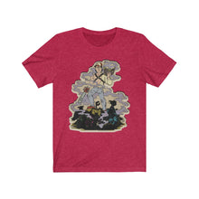 Load image into Gallery viewer, Ash & the Evil Ghost Types - Unisex Tee