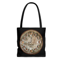 Load image into Gallery viewer, Esther 4:14 Coffee Clock Tote Bag