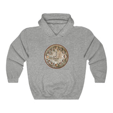 Load image into Gallery viewer, Esther 4:14 Coffee Clock - Unisex Hoodie