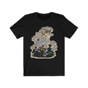 Ash & the Evil Ghost Types - Unisex Tee