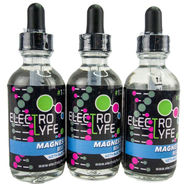 Magnesium Electrolytes Concentrate 3-pack