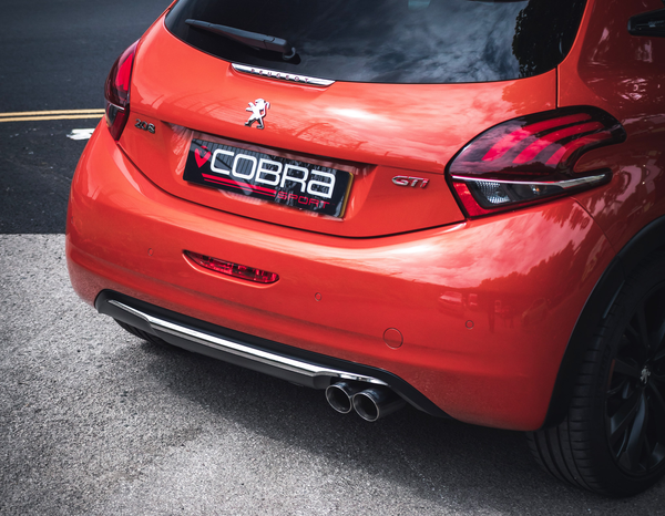 Peugeot 208 Performance Exhausts
