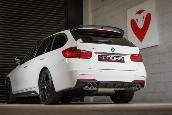 BMW 3 Series Performance Exhausts