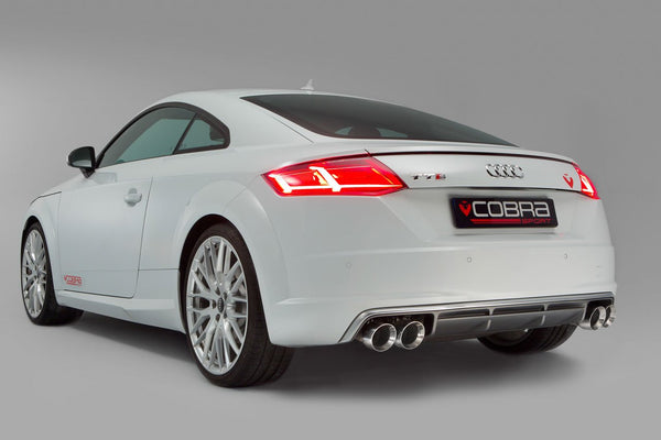 Audi TT Performance Exhausts