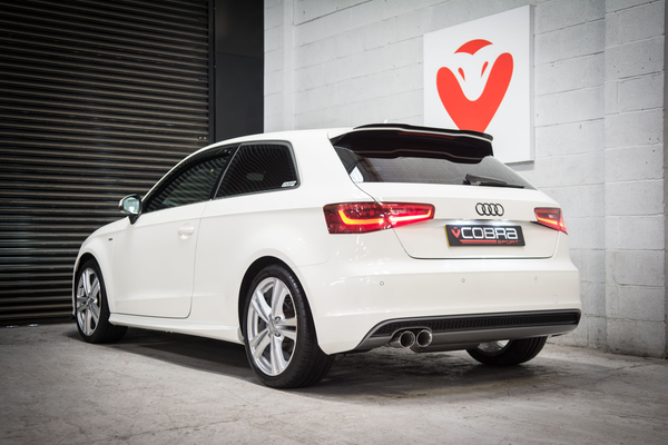 Audi A3 Performance Exhausts