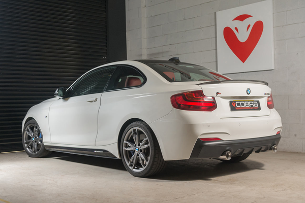 BMW 2 Series Performance Exhausts