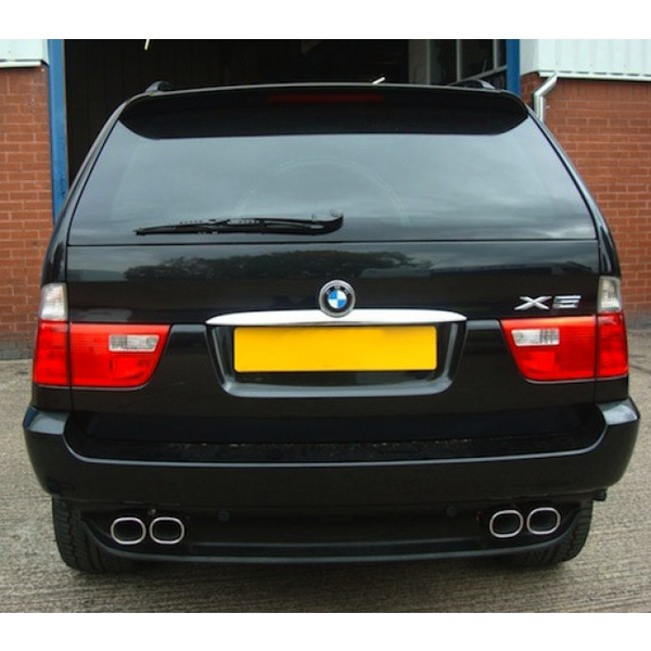 BMW X5 Performance Exhausts
