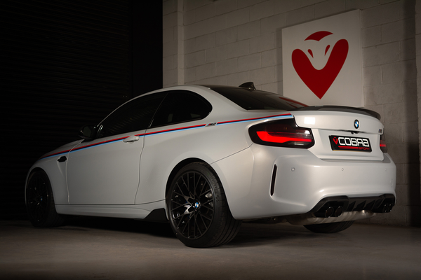 BMW M2 Performance Exhaust Systems
