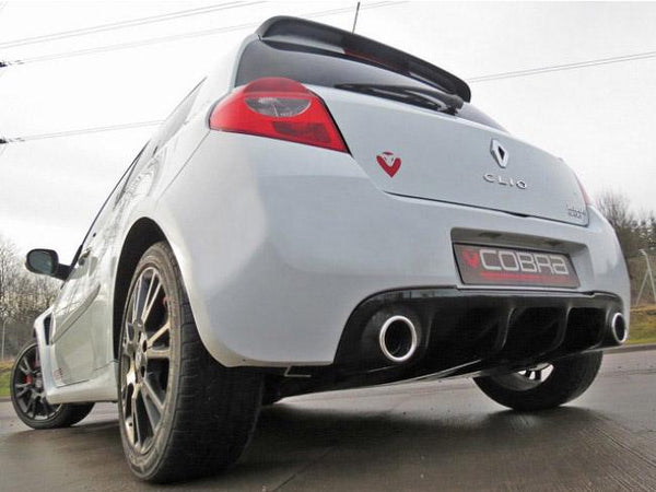 Renault Clio Performance Exhaust Systems
