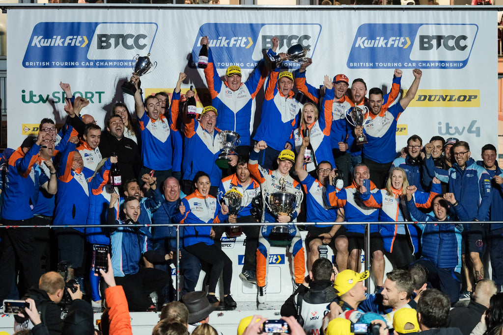 Cobra Sport AmD Racing - 2019 BTCC Independent Team Champions