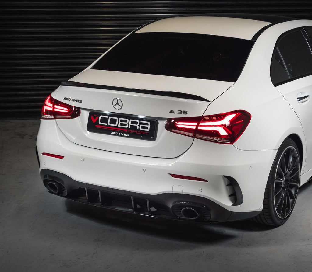 Mercedes-AMG A 35 Saloon Performance Exhaust by Cobra Sport