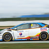 2020 BTCC - MB Motorsport Accelerated By Blue Square Honda Civic