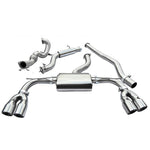Audi S3 (8V) 5 door Sportback (Non-Valved) Turbo Back Performance Exhaust