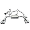 Audi S3 (8V) Saloon (Non-Valved) Turbo Back Performance Exhaust