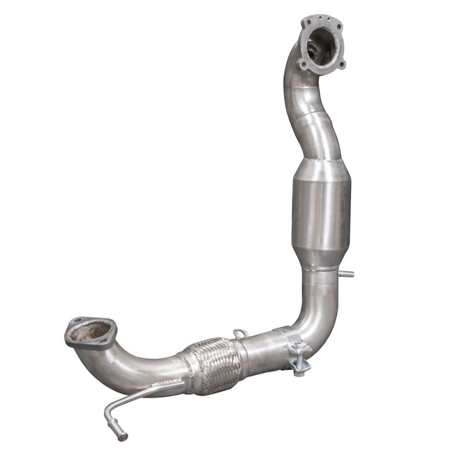 Ford Fiesta MK7 EcoBoost Exhaust Sports Cat Front DownpipeItted