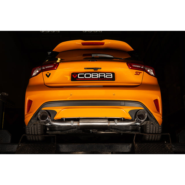Ford Focus ST (Mk4) Cat Back Performance Exhaust