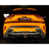Ford Focus ST (Mk4) Venom Box Delete Race Cat Back Performance Exhaust