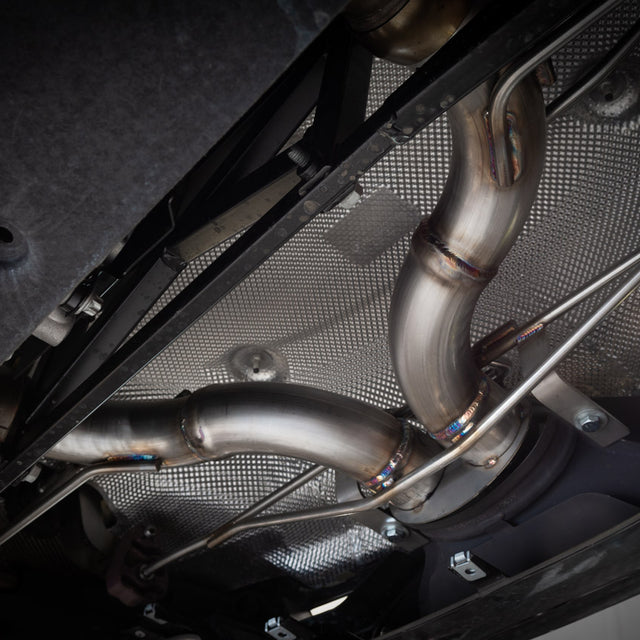 Mercedes-AMG GT R 4.0 V8 BiTurbo Coupe (2020>) Rear Box Delete Exhaust