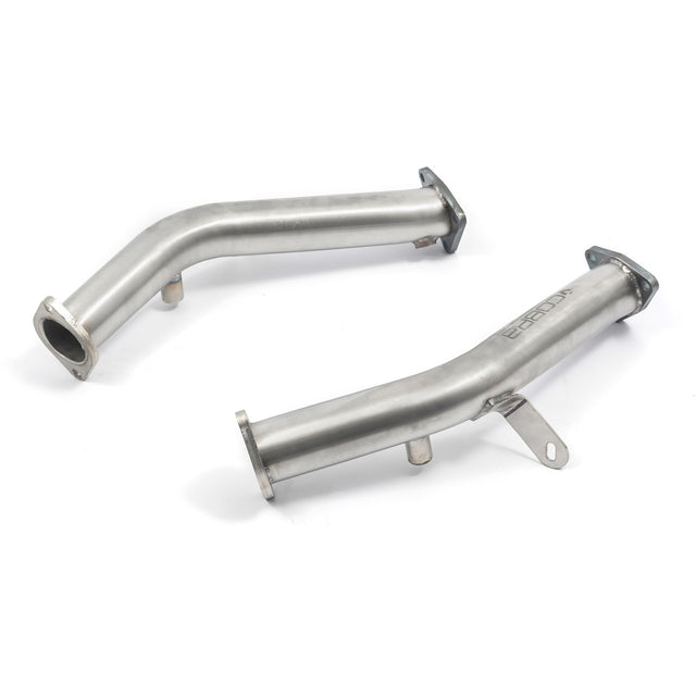 Nissan 350Z Sports Cat / De-Cat Front Pipes - HR Engine (VQ35 HR)