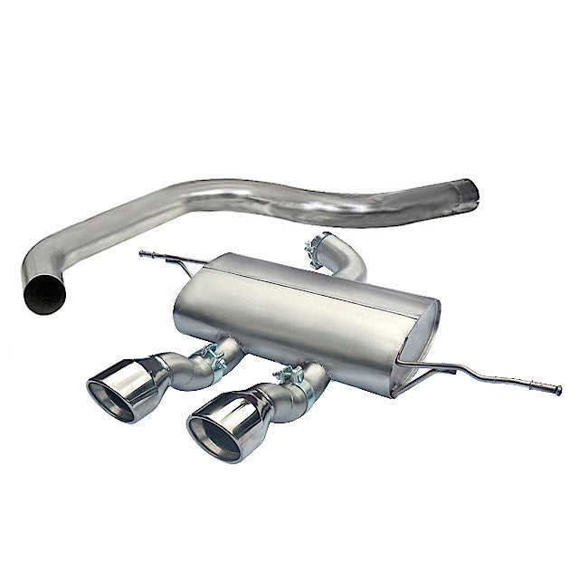 Leon Cupra R Mk2 Sports Exhaust Non Res Cat Back