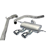 Leon Cupra R Mk2 Turbo Back Cobra Sports Exhaust