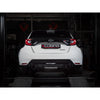 Toyota GR Yaris 1.6 Venom Cat Back Rear Box Delete Performance Exhaust