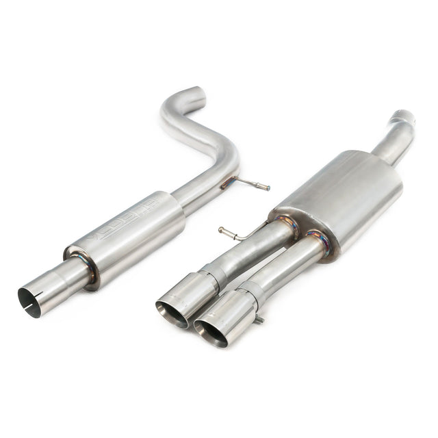 VW Polo GTI Mk6 (AW) GPF BACK Cobra Performance Exhaust