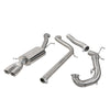 VW Polo GTI 18 TSI (2015>) Sports Exhaust - VW67d