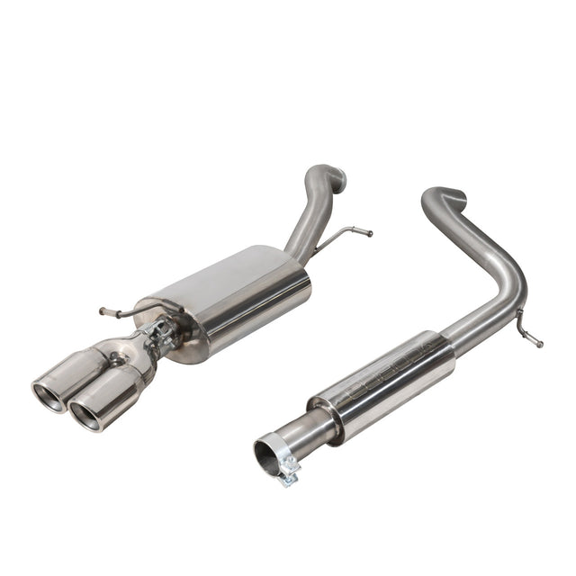VW Polo GTI 1.8 TSI (2015>) Sports Exhaust - VW66