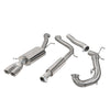 VW Polo GTI 18 TSI (2015>) Sports Exhaust - VW67c