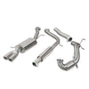 VW Polo GTI 18 TSI (2015>) Sports Exhaust - VW67a