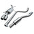 VW Polo GTI 6R 1.4 TSI Cat Back Sports Exhaust - VW44