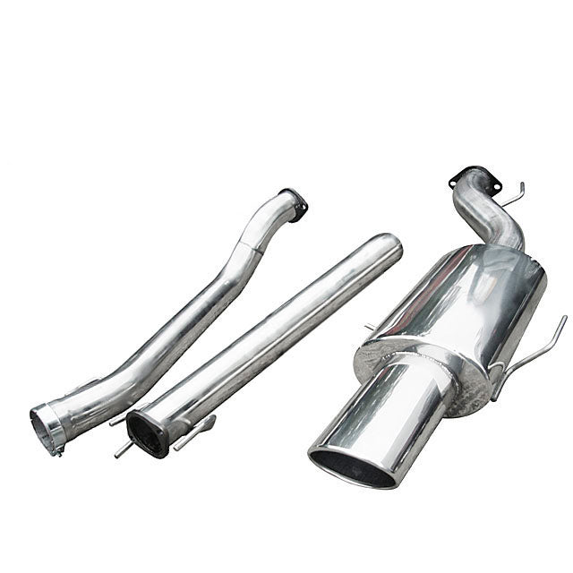 "Vauxhall Astra G GSi (Hatch) (98-04) (2.5"" Bore) Cat Back Performance Exhaust"